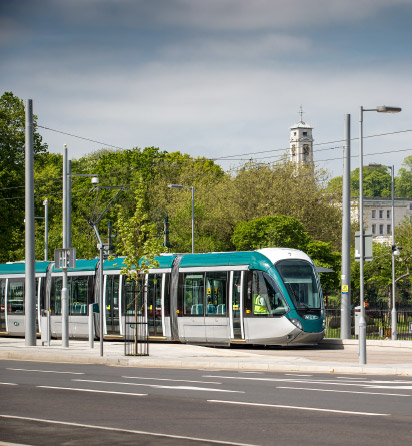 Tramlink strives to make the tram the backbone of the community